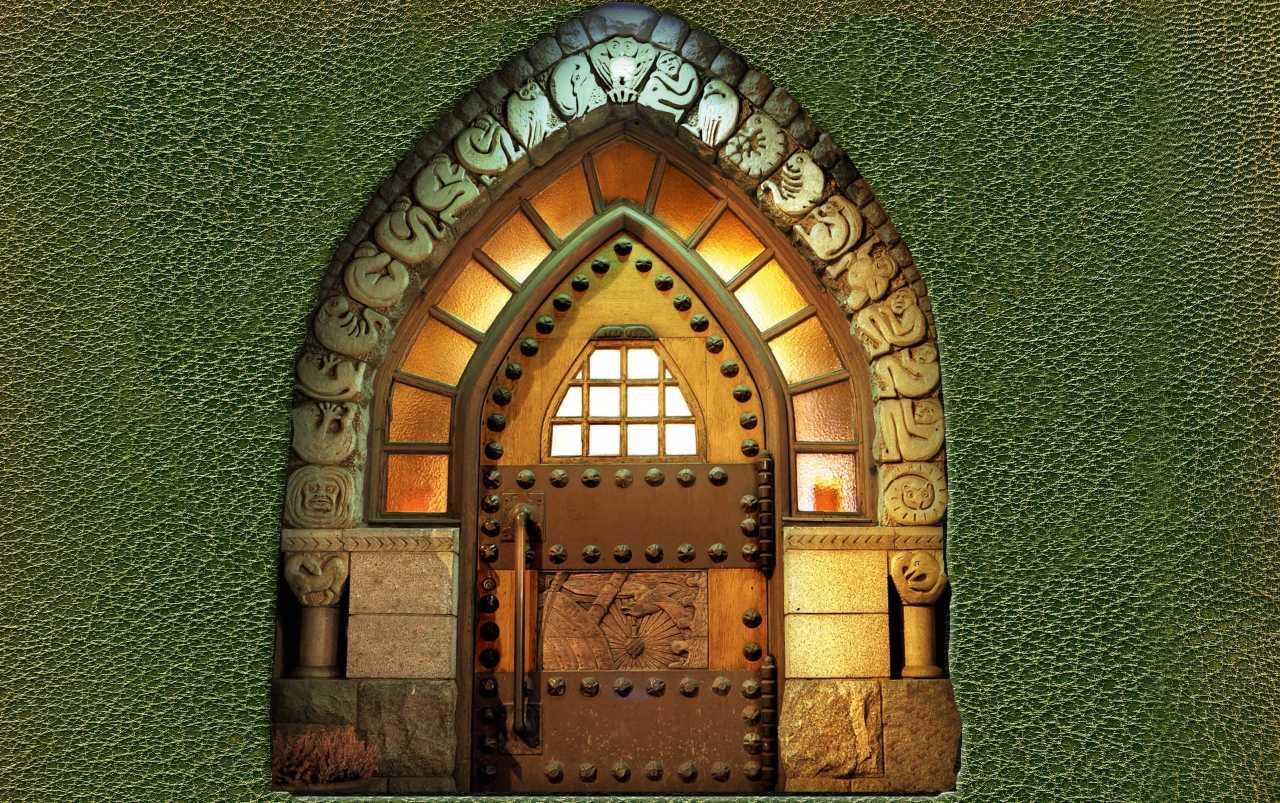 NLUX New heritage door